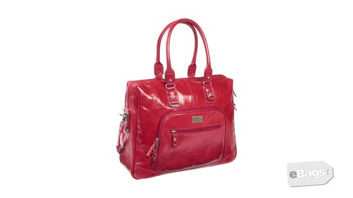 Women's Laptop Bags - Don't Carry a Boring Black  Bag - image 3 from the video