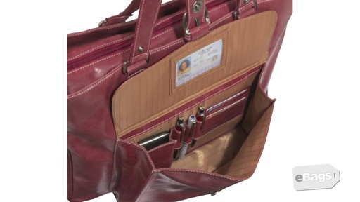 Women's Laptop Bags - Don't Carry a Boring Black  Bag - image 5 from the video