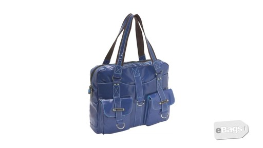 Women's Laptop Bags - Don't Carry a Boring Black  Bag - image 6 from the video