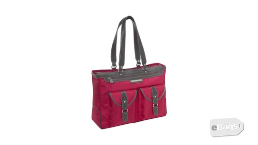 Women's Laptop Bags - Don't Carry a Boring Black  Bag - image 7 from the video