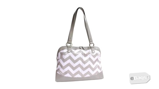 Women's Laptop Bags - Don't Carry a Boring Black  Bag - image 8 from the video