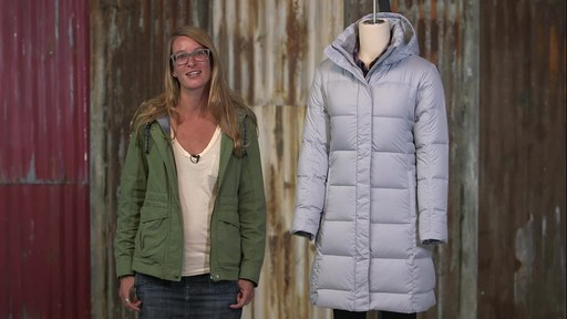 Patagonia Womens Down With It Parka - image 1 from the video