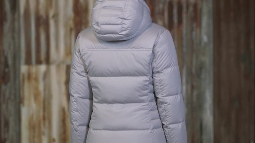 Patagonia Womens Down With It Parka - image 6 from the video
