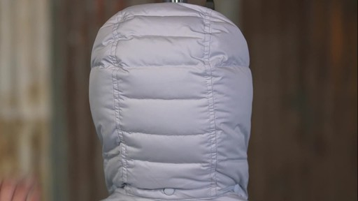 Patagonia Womens Down With It Parka - image 7 from the video