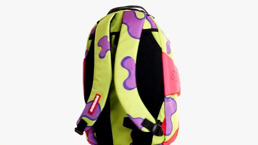 Sprayground Patrick Wings - Shop eBags.com - image 4 from the video
