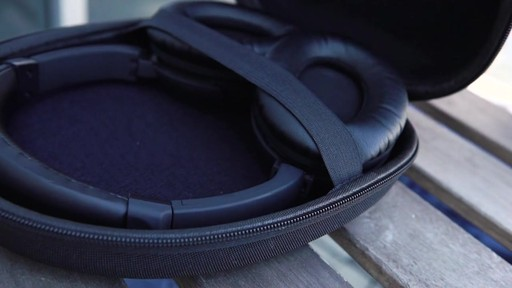 TRAKK Trakkairr Over-The-Ear Noise Cancelling Stereo Wireless Bluetooth Headphones - image 1 from the video