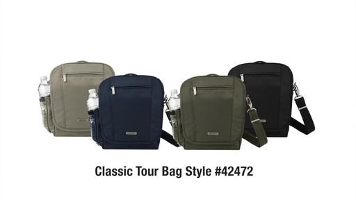 Travelon Anti-Theft Classic Tour Bag, Medium - Shop eBags.com - image 10 from the video