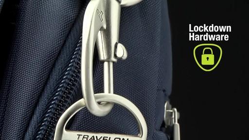 Travelon Anti-Theft Classic Tour Bag, Medium - Shop eBags.com - image 4 from the video