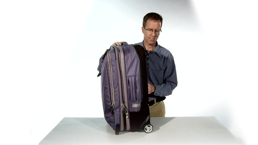 More space. eBags TLS Expandable 25