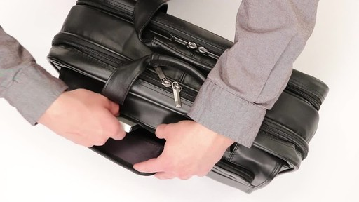 SOLO Nappa Leather Rolling case - image 5 from the video