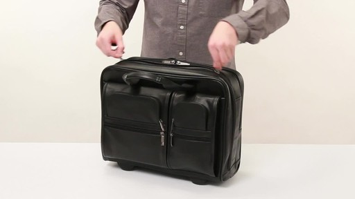 SOLO Nappa Leather Rolling case - image 8 from the video