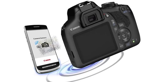 Canon EOS Rebel T6 18-55 IS II DSLR Camera Kit - image 8 from the video