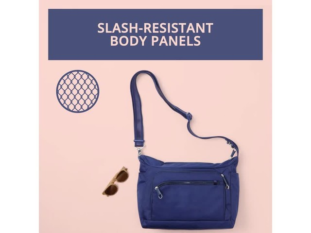 eBags Anti-Theft Carry All Crossbody - image 4 from the video