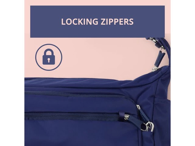eBags Anti-Theft Carry All Crossbody - image 5 from the video