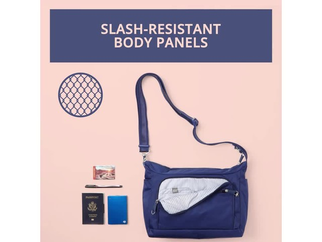 eBags Anti-Theft Carry All Crossbody - image 6 from the video