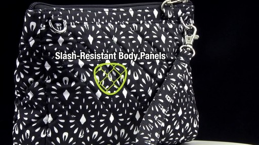 Travelon Anti-Theft Boho Convertible Crossbody Clutch - image 7 from the video