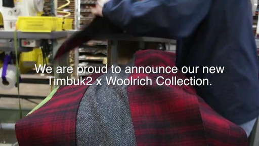 Timbuk2 - Woolrich - image 9 from the video