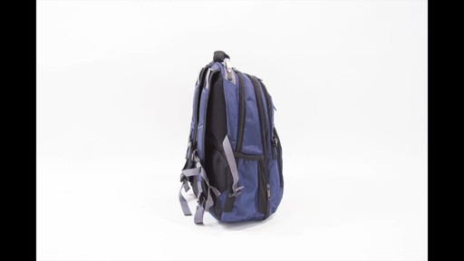Kenneth Cole Reaction Pack Down Business Backpack - image 2 from the video