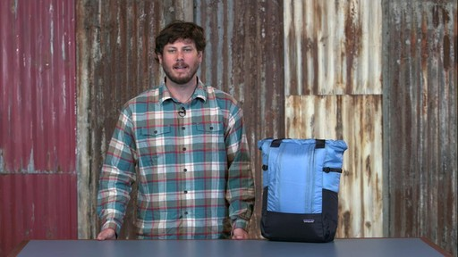 Patagonia Lightweight Travel Tote Pack - on eBags.com - image 1 from the video