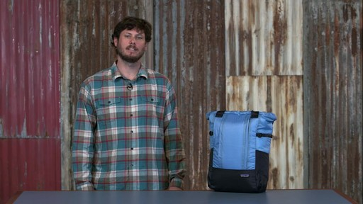 Patagonia Lightweight Travel Tote Pack - on eBags.com - image 10 from the video