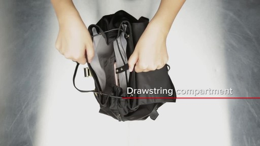 Tumi Voyageur Rivas Backpack - image 8 from the video