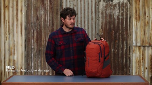 Patagonia Refugio Pack 28L - on eBags.com - image 1 from the video
