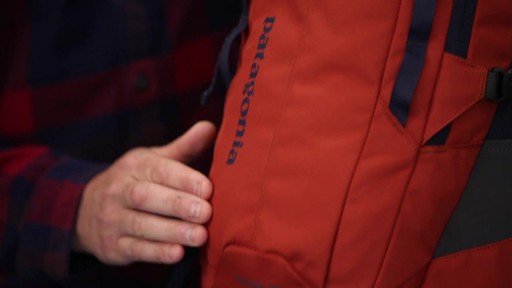 Patagonia Refugio Pack 28L - on eBags.com - image 3 from the video