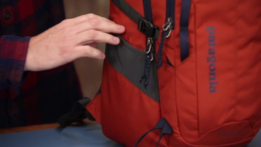 Patagonia Refugio Pack 28L - on eBags.com - image 7 from the video