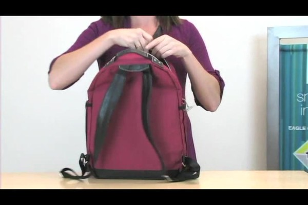 Eagle Creek Nelly Daypack Rundown - image 4 from the video