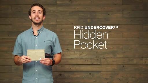 Eagle Creek RFID Blocker Hidden Pocket - image 1 from the video