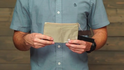 Eagle Creek RFID Blocker Hidden Pocket - image 3 from the video