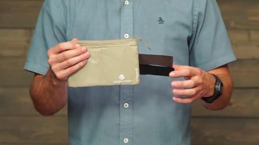 Eagle Creek RFID Blocker Hidden Pocket - image 6 from the video