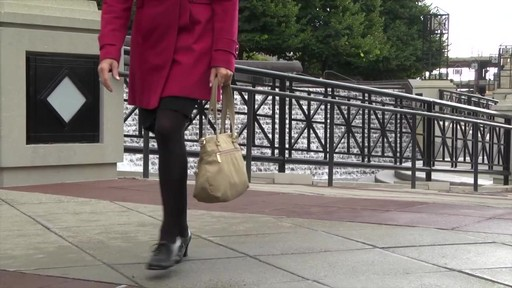 Travelon Anti-Theft Tailored Satchel - image 9 from the video