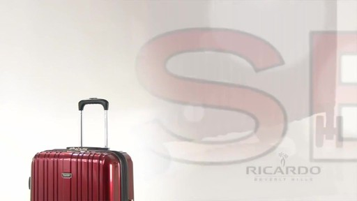 Ricardo Beverly Hills Sunset Boulevard Collection - eBags.com - image 1 from the video
