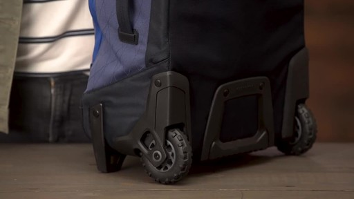 Eagle Creek Gear Warrior Wheeled Duffel Collection - image 10 from the video