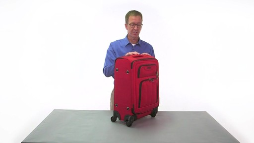 eBags Journey Spinner Luggage Set - on eBags.com - image 1 from the video