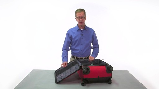eBags Journey Spinner Luggage Set - on eBags.com - image 10 from the video