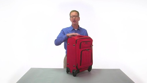 eBags Journey Spinner Luggage Set - on eBags.com - image 3 from the video