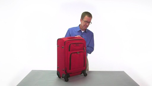 eBags Journey Spinner Luggage Set - on eBags.com - image 4 from the video