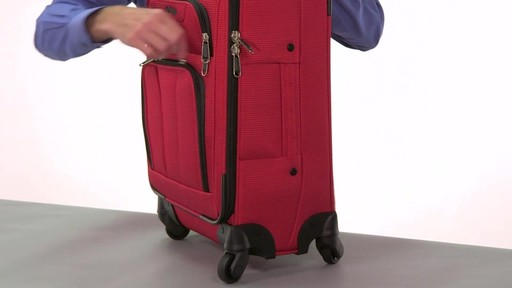 eBags Journey Spinner Luggage Set - on eBags.com - image 5 from the video