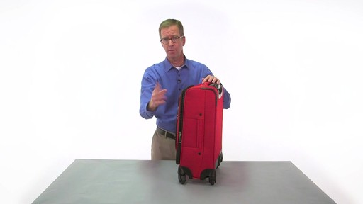eBags Journey Spinner Luggage Set - on eBags.com - image 7 from the video