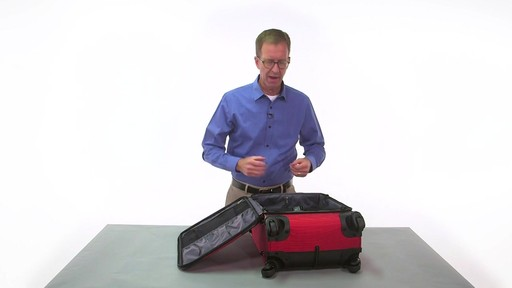 eBags Journey Spinner Luggage Set - on eBags.com - image 9 from the video