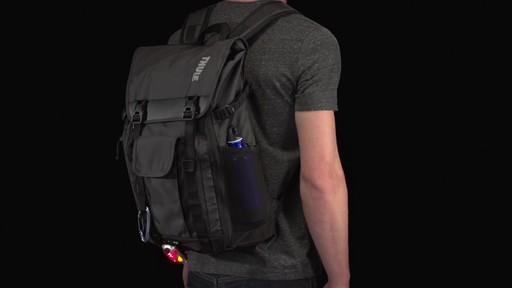 Thule Subterra Daypack - image 10 from the video