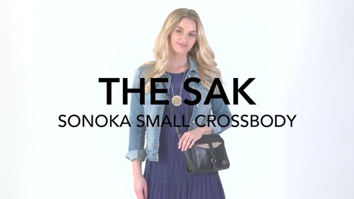 The Sak Sonora Phone Charging Crossbody - image 1 from the video