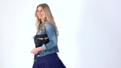The Sak Sonora Phone Charging Crossbody - image 10 from the video
