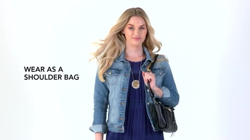 The Sak Sonora Phone Charging Crossbody - image 3 from the video