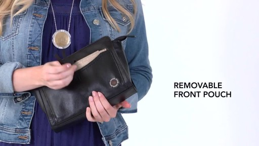 The Sak Sonora Phone Charging Crossbody - image 6 from the video
