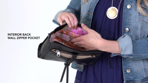 The Sak Sonora Phone Charging Crossbody - image 9 from the video