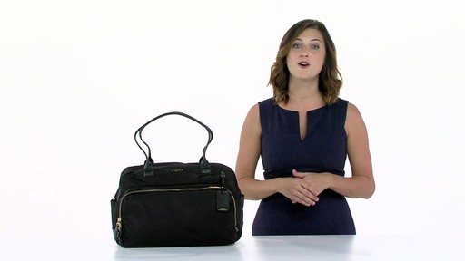Tumi Voyageur Athens Carry-All - Shop eBags.com - image 10 from the video