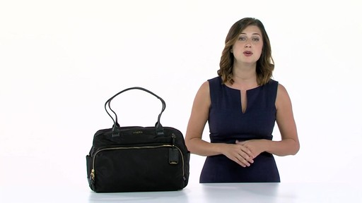 Tumi Voyageur Athens Carry-All - Shop eBags.com - image 2 from the video